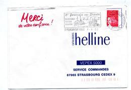 Lettre Flamme Saint Pourcain Vin Pont Site - Annullamenti Meccanici (pubblicitari)