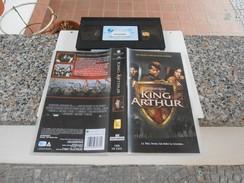 King Arthur - VHS - Geschichte