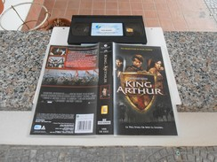 King Arthur - VHS - History