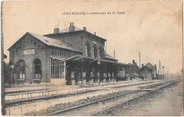 BELGIQUE --Frameries - Intérieur De La Gare - Frameries