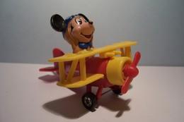 DISNEY  -- MICKEY  AVIATEUR - ( TOMY) - Disney