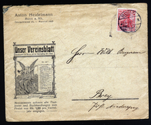 A4456) DR Werbebrief Von Bonn 23.6.14 - Deutschland