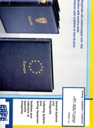 SAFE FRANCE  ANNEE 1998/1999 Page CARNETS CROIX ROUGEneuve - Timbres