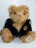 "2002 GIORGIO BEVERLY HILLS Fragrance Logo 11 "" Plush Teddy Bear - Perfume & Beauty"