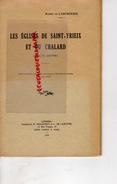 87 - LES EGLISES DE SAINT YRIEIX ET DU CHALARD- ALBERT DE LABORDERIE- 1932 - Limousin