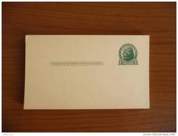 USA - Cartolina Postale 1 Cent Jefferson - Nuovo