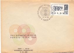 POLAND STROKE OF PEACE 1969 (GEN170068) - Ciclismo