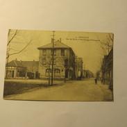 57 - AMNEVILLE  - Rue Des écoles Et Rue Georges Clemenceau En 1922 - France