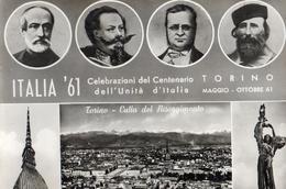 Torino : Celebrazioniu Del Centenario Dell' Unità D'Italia - Zonder Classificatie