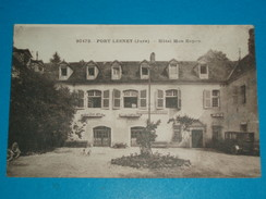 39 ) Port Lesney N° 20472 - Hotel Mon Repos  - Année  - EDIT : Girardot - France