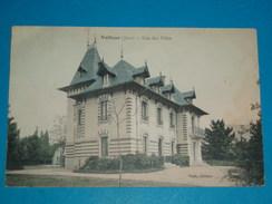 39 ) Voiteur - Une Des Villas - Année 1907 - EDIT : Petit - Other Municipalities
