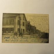 57 - GANDRANGE-AMNEVILLE  - Rue De La République En 1924 - Bitche