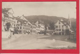 LICHTENSTEIG, DORFPLATZ - SG St. Gall