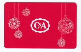 Geschenkkarte C&A  Gift - Gift Cards