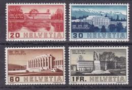 Helvetia (Suisse) COB** 307-310 - Svizzera