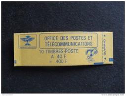 Nouvelle-Calédonie: TB Carnet  N° C 629, Neuf XX . - Libretti