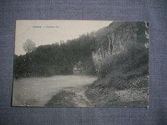HAMOIR  -  08  - L'Ourthe à SY  -  Ardennes - Frankrijk