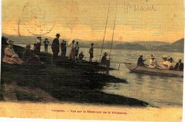 Carte Postale Ancienne De LONGEAU - France