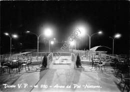 Cartolina -  TIzzano V.P. Arena Dei Pini Notturno - Parma