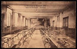 NEDERBRAKEL - PENSIONNAT - Speelzaal - Salle De Récréation - Mooie Staat - Zie Ook Mijn Andere Kaarten Nederbrakel - Brakel