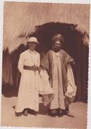 AFRIQUE NOIRE,AFRICA,AFRIKA,CAMEROUN,CAMEROON,LAMIDO,MISSIONNAIRE,MONSEIGNEUR - Cameroun