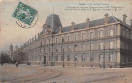 08 - Sedan - Le Collège Construit En 1883 - Sedan