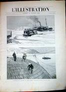 EXPEDITION POLAIRE POLE NORD ARTIQUE EXPEDITION ANDREE BALLON MONTE CATASTROPHE POLAIRE - 1850 - 1899