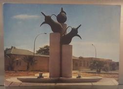 JEDDAH (Saudi Arabia) - Dallah Fountain In Front Of Al Harma Palace - Gedda Arabia Saudita Fontaine - Arabia Saudita