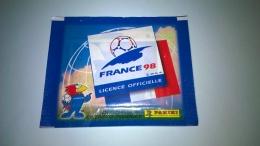 FRANCE 98 Bustina Con Figurine Panini - Panini
