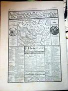 HETZEL JULES VERNE  BELLE PUBLICITE PLEIN PAGE POUR LE CELEBRE EDITEUR DANS LE N° DU 17 DECEMBRE 1897 DE L'ILLUSTRATION - Books, Magazines, Comics
