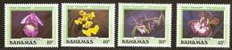 Bahamas 1987 Yvertn° 651-654 *** MNH Cote 16,00 Euro Flore Noël Christmas Kerstmis - Bahamas (1973-...)
