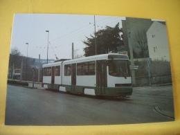 TRAIN 4906 - VUE N° 07/36 - SERIE DE 36 CARTES SUR LES TRAMWAYS DE SAINT ETIENNE DANS LA LOIRE - Tramways