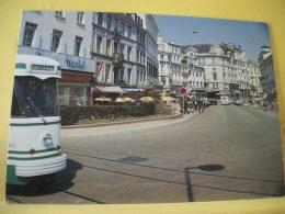 TRAIN 4916 - VUE N° 11/36 - SERIE DE 36 CARTES SUR LES TRAMWAYS DE SAINT ETIENNE DANS LA LOIRE - Tramways