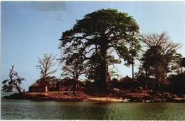 GUINE BISSAU PORTUGUESE GUINEA GUINEE BIJAGOS ILHA DE RUBANE (2 SCANS) - Guinea Bissau