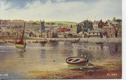 VALENTINES ART A402 -  CLODGY, ST IVES - St.Ives