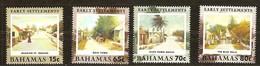 Bahamas 2001 Yvertn° 1055-1058 *** MNH Cote 10,00 Euro - Bahamas (1973-...)