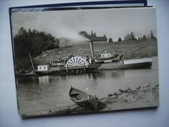 Finland Suomi Postmuseum Radarboat - Finland