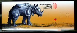 RSA 1993,10V In Booklet,rhino.neushoorn,nashorn,MNH/Postfris(L2957)