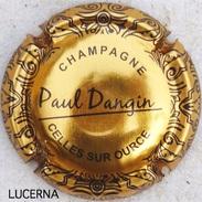 NOUVELLE PAUL DANGIN : Or, Noir - Champagne