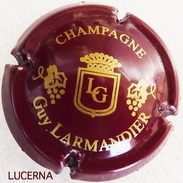 NOUVELLE GUY LARMANDIER N° 12. : Bordeaux, Or - Champagne