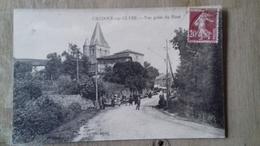 Oradour Sur Glane Vue Pirse Du Pont N°648 - Oradour Sur Glane