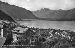 MONTREUX Et DENTS DU MIDI , Vus De Chernex - VD Vaud