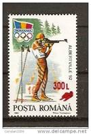 Romania 2001 MNH / Surcharge Traineau