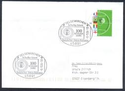 Germany 2004 Cover Football Fussball Soccer Calcio; FC Schalke 04:  100 Years 100 Schalker Jahre - Famous Clubs