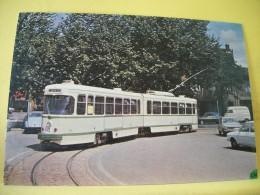 TRAIN 4948 - VUE N° 28/36 - SERIE DE 36 CARTES SUR LES TRAMWAYS DE SAINT ETIENNE DANS LA LOIRE - Tramways