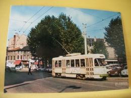 TRAIN 4952 - VUE N° 30/36 - SERIE DE 36 CARTES SUR LES TRAMWAYS DE SAINT ETIENNE DANS LA LOIRE - Tramways