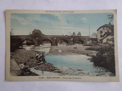 Ronchamp  Pont Sur Le Rahin - France