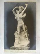 SCULPTURES - PARIS - Musée Du Luxembourg - E. CHRISTOPHE - Le Baiser Suprême - Sculptures