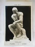 SCULPTURES - PARIS - Musée Rodin - Auguste RODIN - Le Penseur - Sculptures