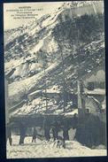 Cpa Du 65  Barèges -- Avalanche Du 2 Février 1907 , Promenades Hôpital Militaire Après Avalanche  NCL45